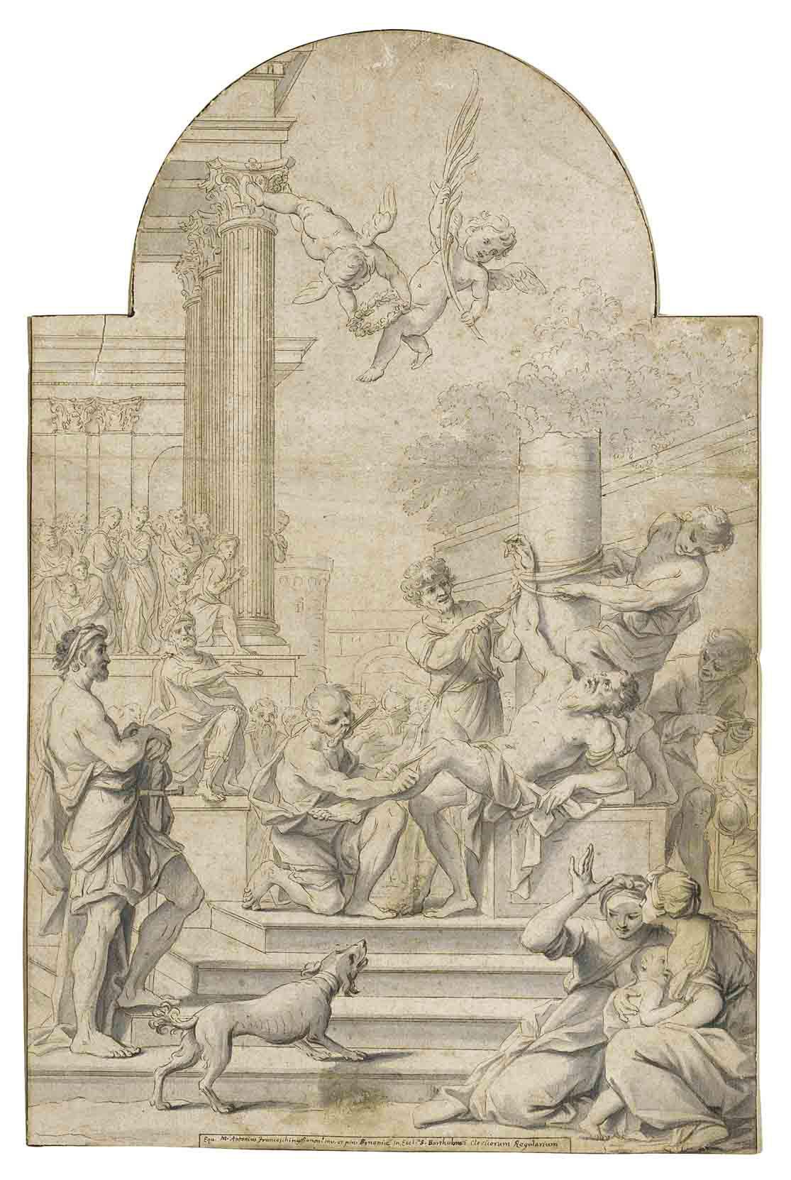 The Martyrdrom of Saint Bartholomew