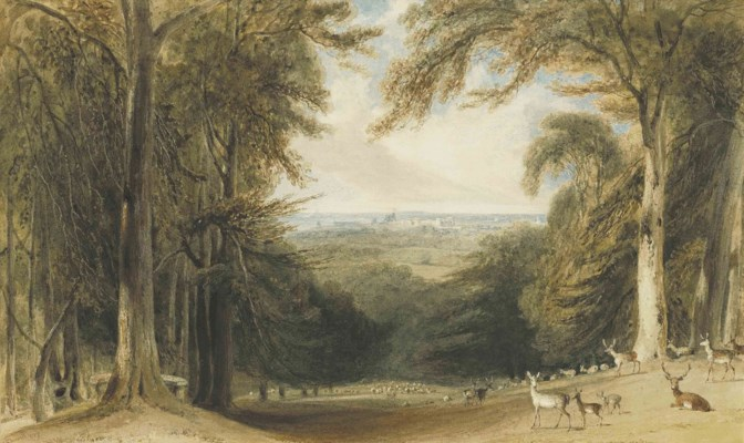 William Daniell, R.A. (London