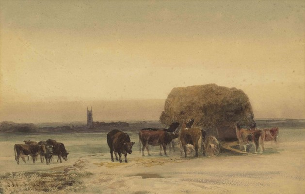 Peter de Wint, O.W.S. (Stone 1