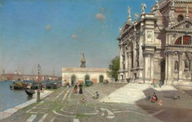 Martin Rico y Ortega (Spanish, 1833-1908)
