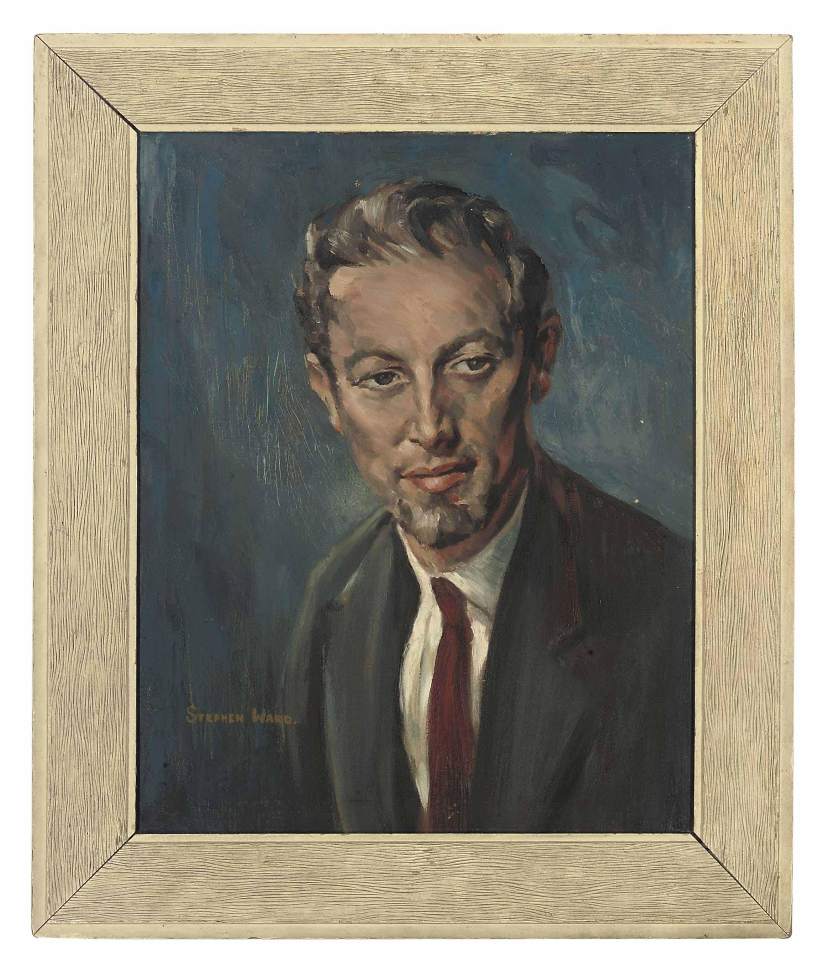 Portrait of John Bloom