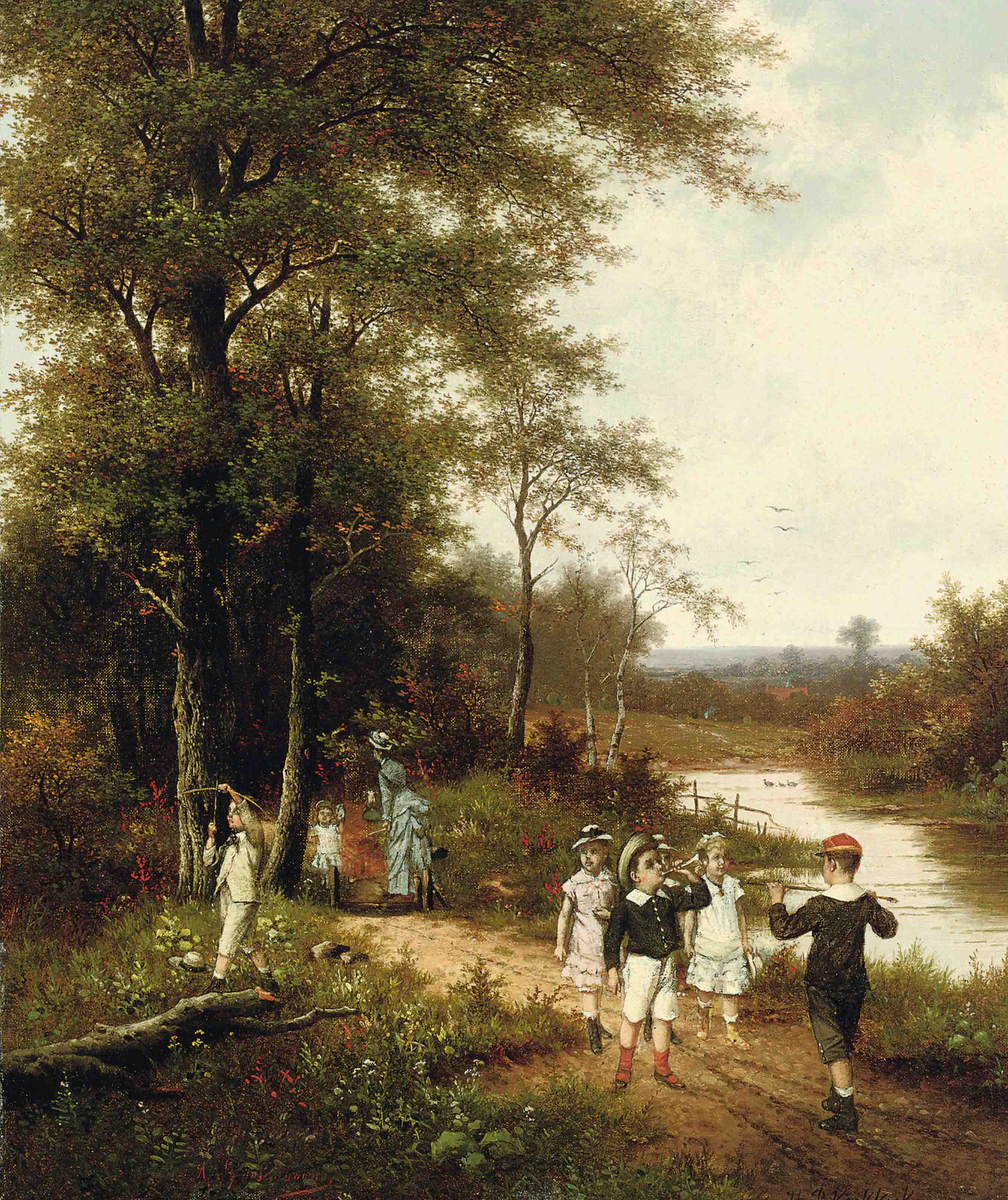 The river patrol