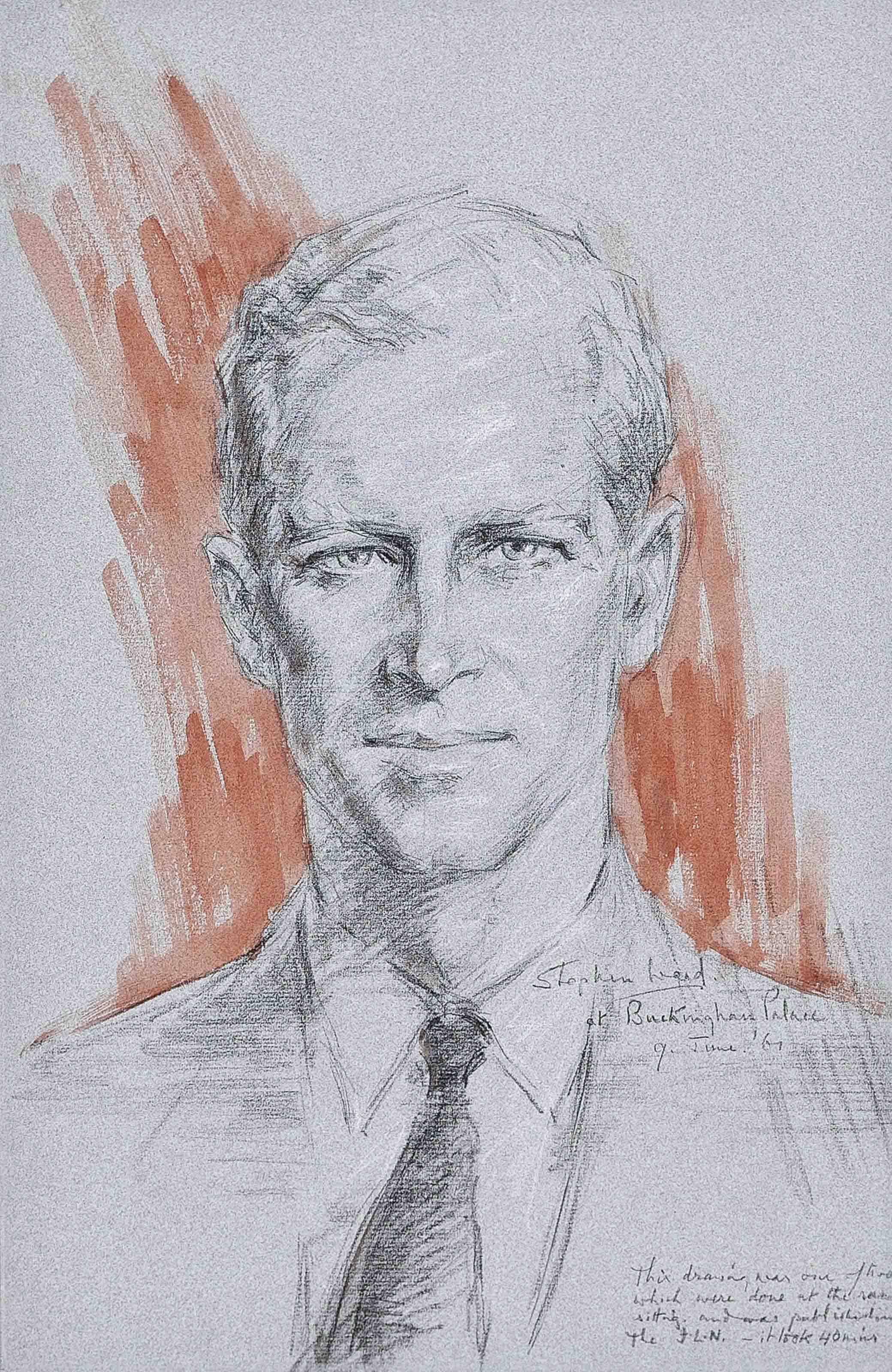 Portrait of His Royal Highness The Prince Philip, Duke of Edinburgh