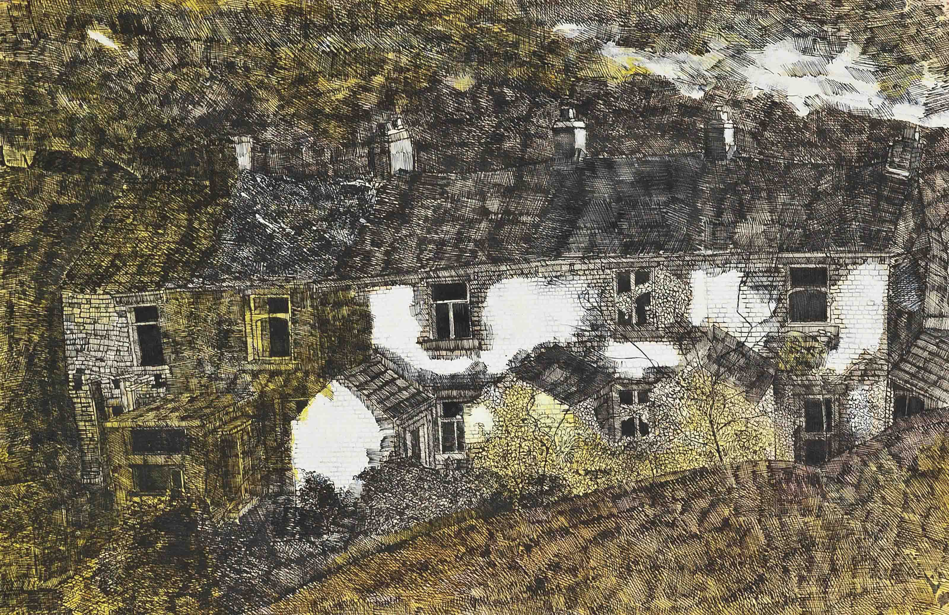 Cottages at Newthorn, Green Haworth