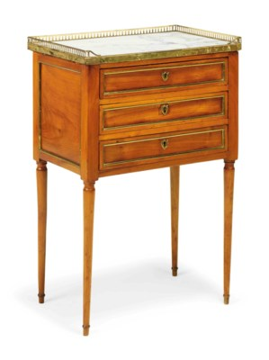 A DIRECTOIRE CHERRYWOOD AND BR