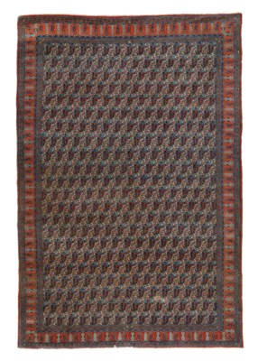 A fine Qum carpet