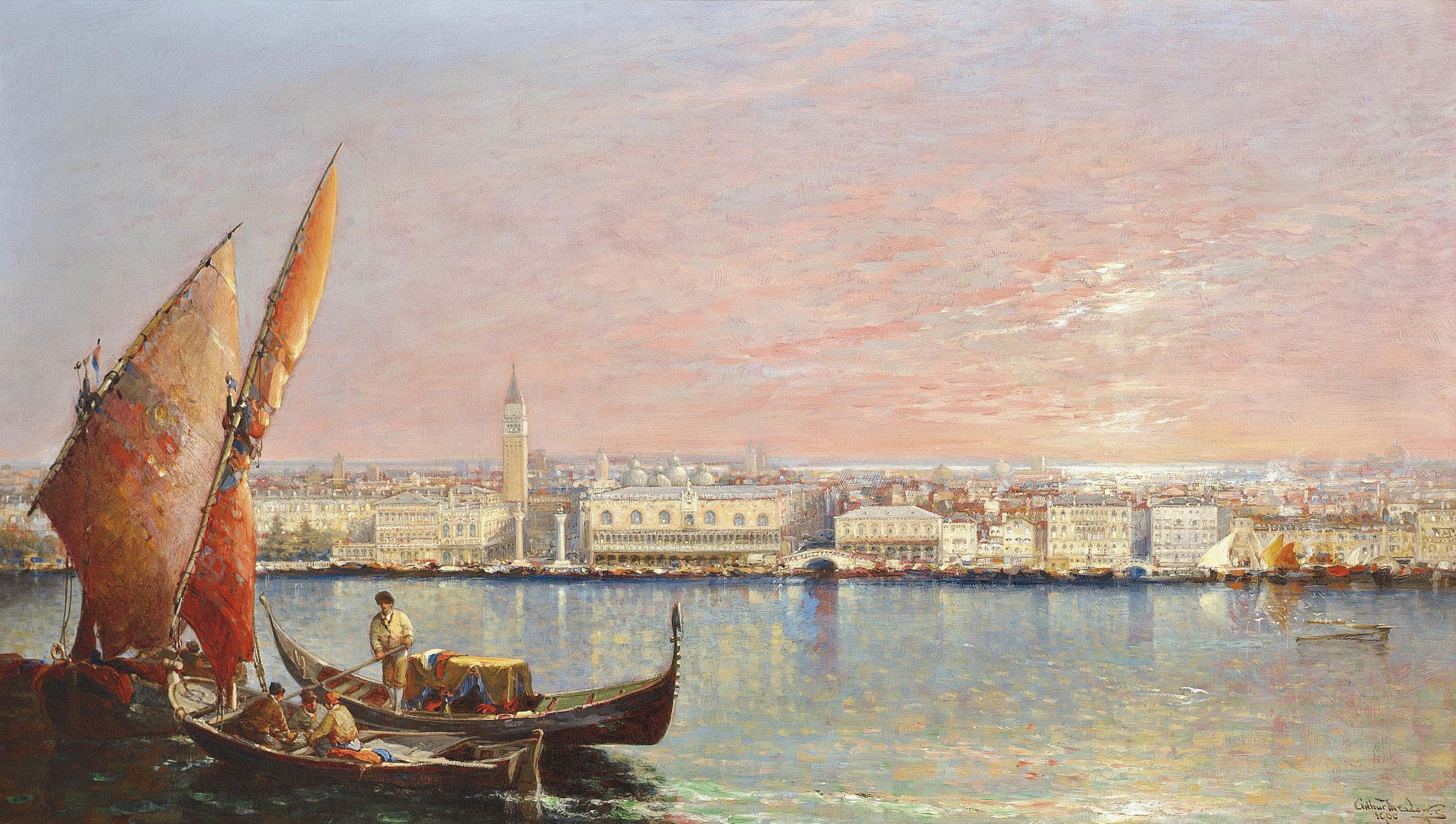 Venetian panorama