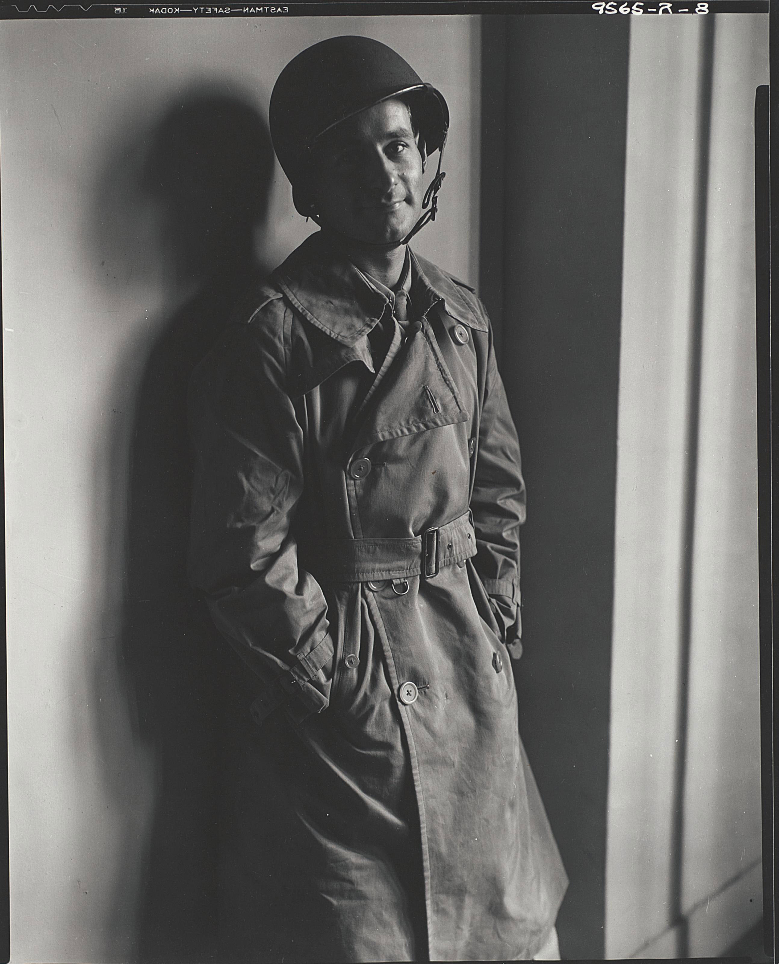 Portrait of Irving Penn, September 1944