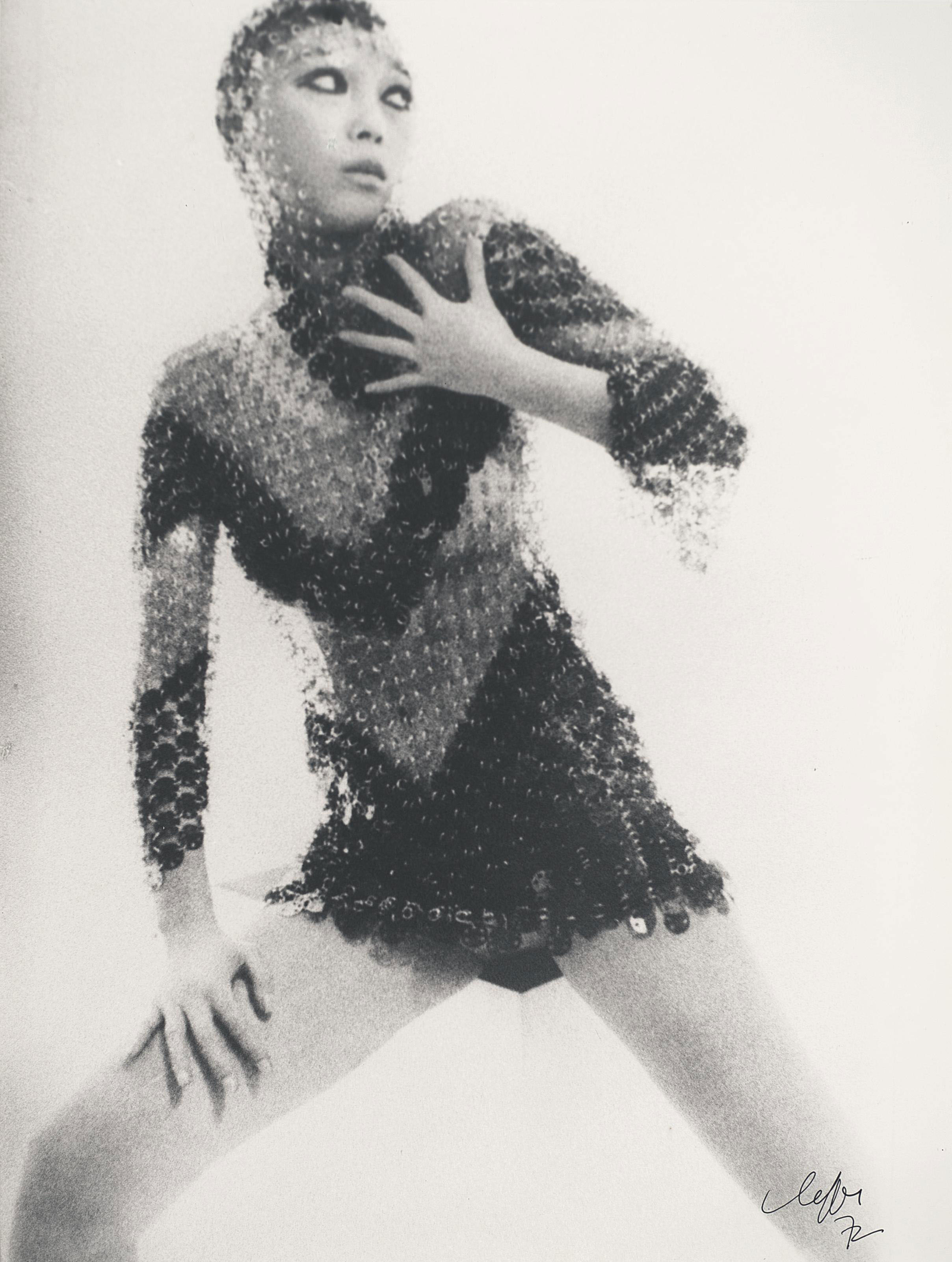 Paco Rabanne fashion, 1969