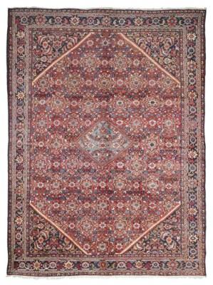 A MAHAL CARPET, WEST PERSIA