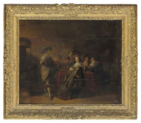 Attributed to Pieter Codde (Am