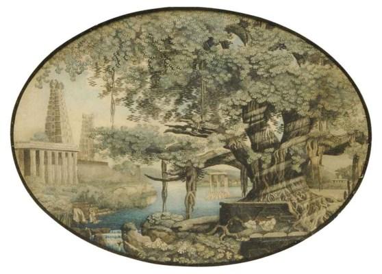 Peter Dallas, early 19th Centu