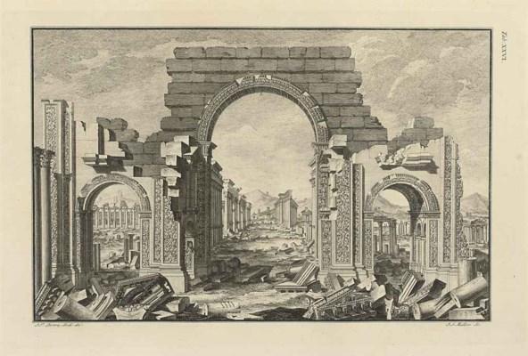 [WOOD, Robert (1717-1771)]. Th