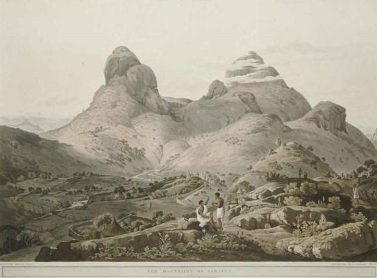 Daniell Havell, early 19th Cen