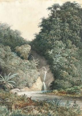 Michael Jean Cazabon (1813-188