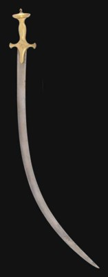 A FINE SWORD (TALWAR) IN THE N