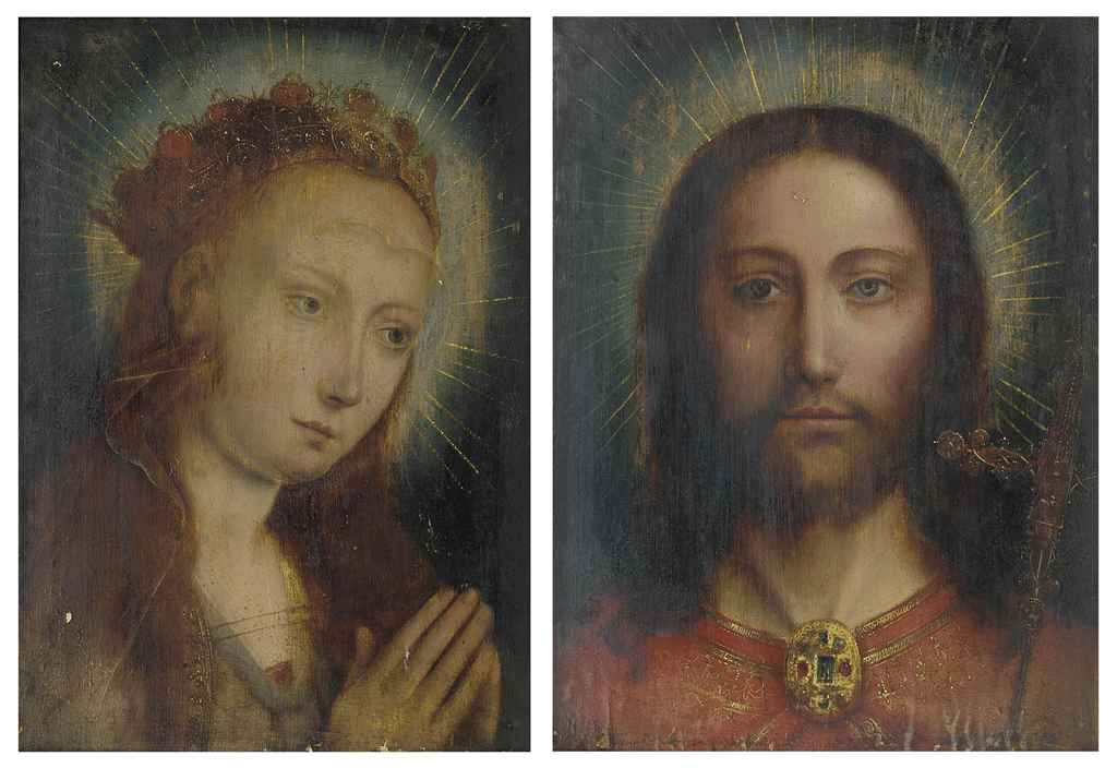 Christ our Saviour; and The Virgin
