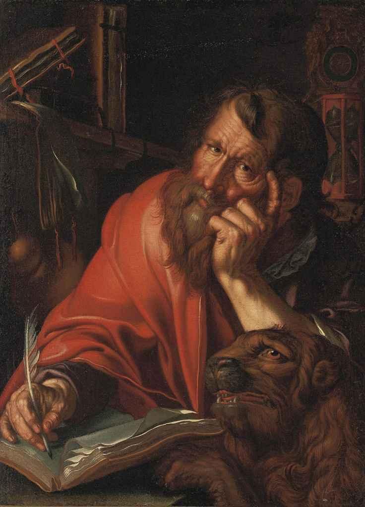 The Evangelist Mark