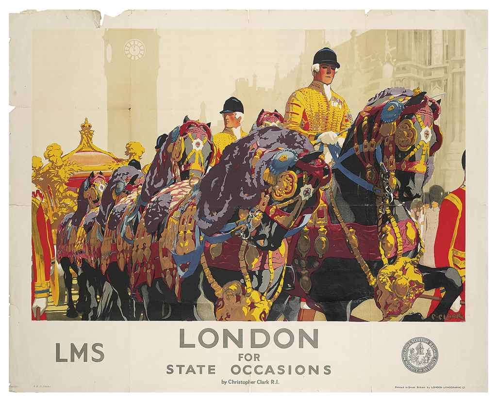 LONDON FOR STATE OCCASIONS