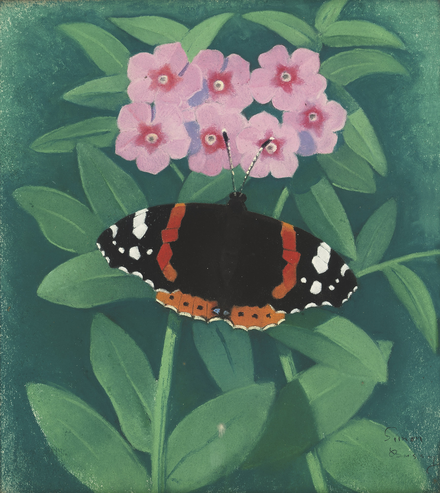 Red Admiral III