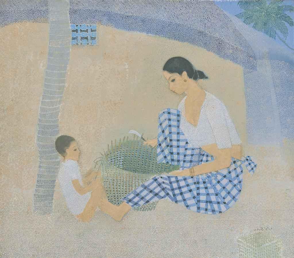 The Basket Weaver of Kerala