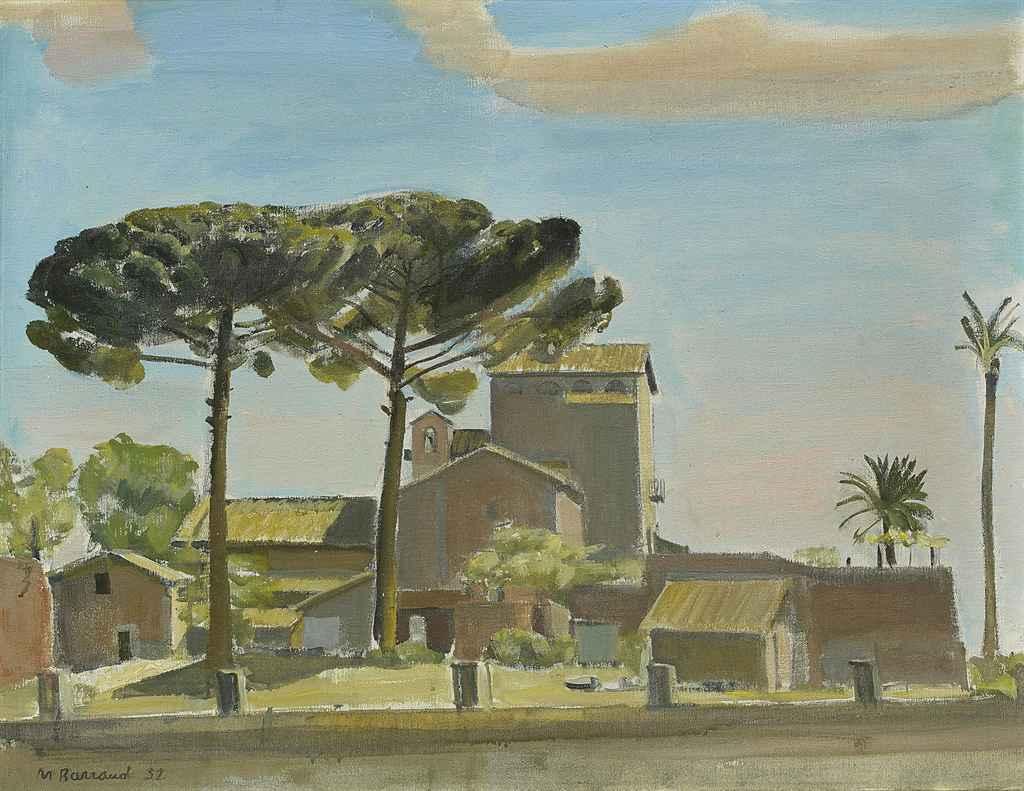 Paysage St. Bonaventure, 1932