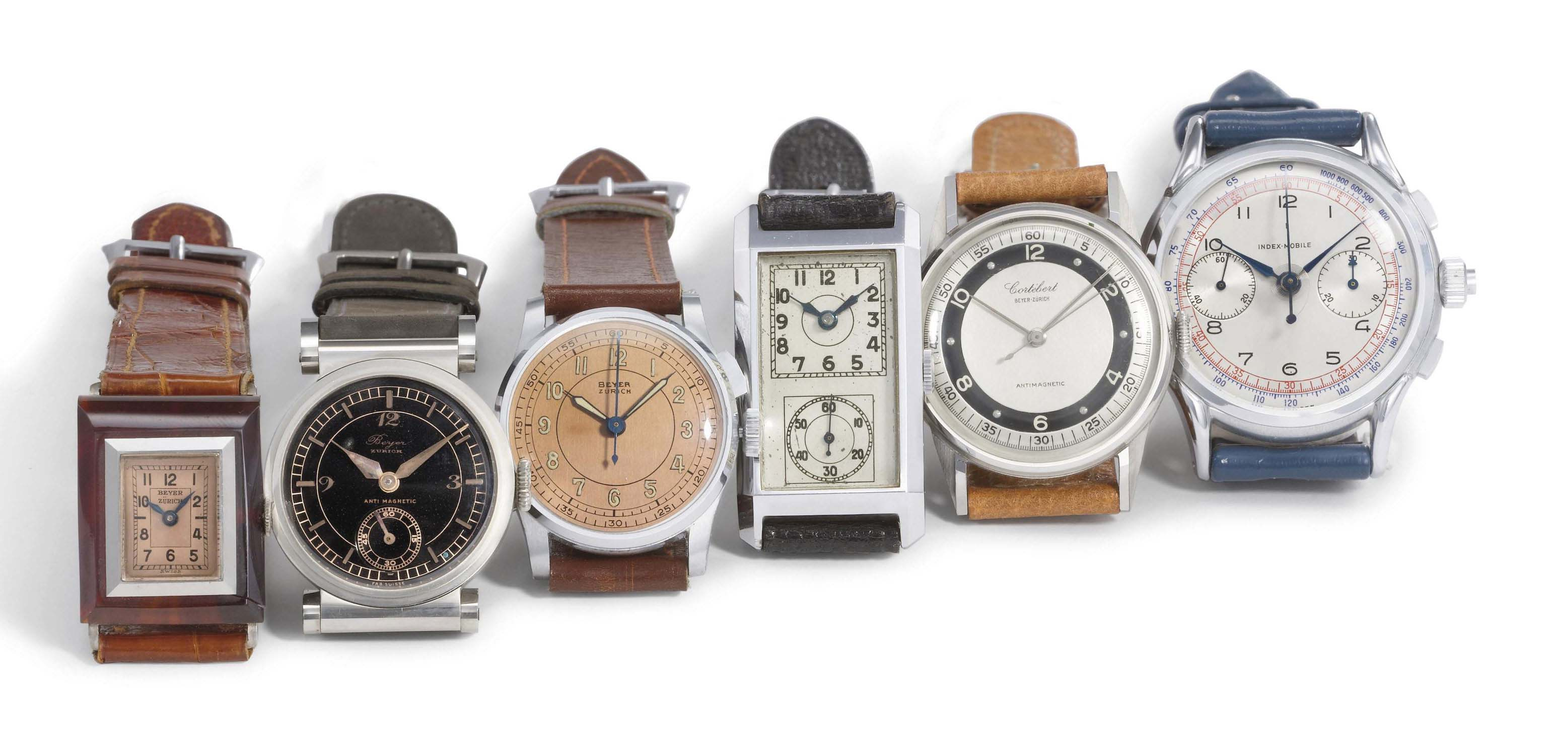 A group lot of 18 wristwatches