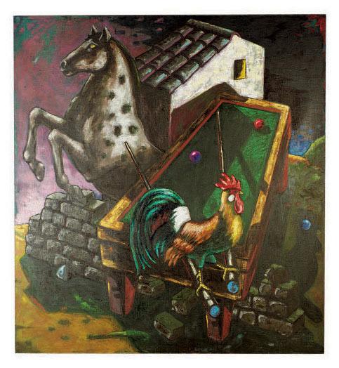 Die Belagerung von Troja II