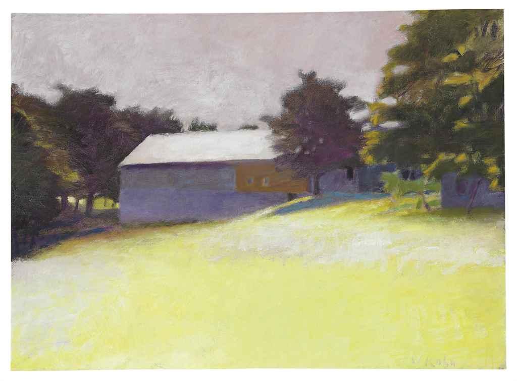 Great Barn on the Hinesburg Road III