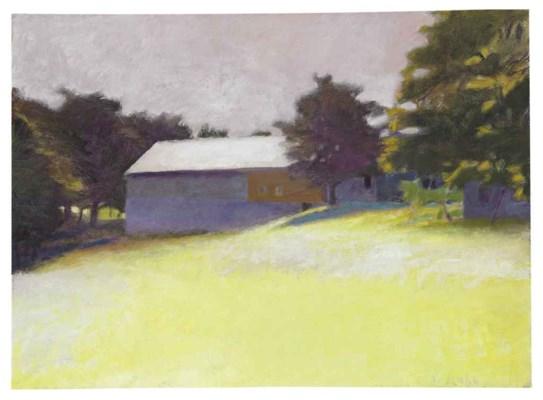 Wolf Kahn (b. 1927)