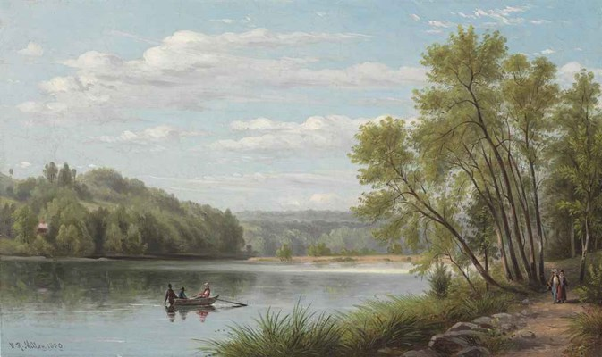 William Rickarby Miller (1818-