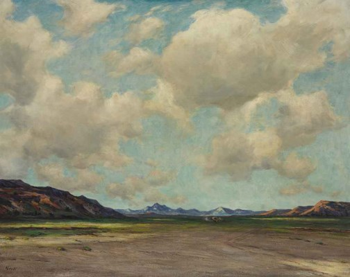 Albert Lorey Groll (1866-1952)