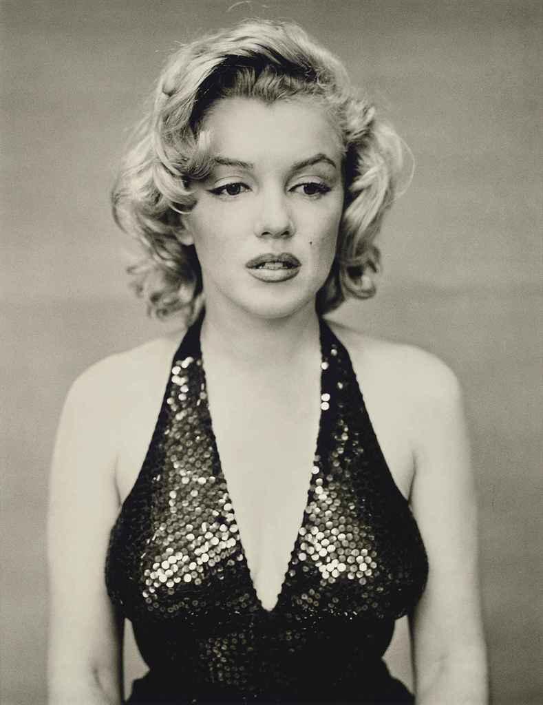 Marilyn Monroe, New York City, May 6, 1957
