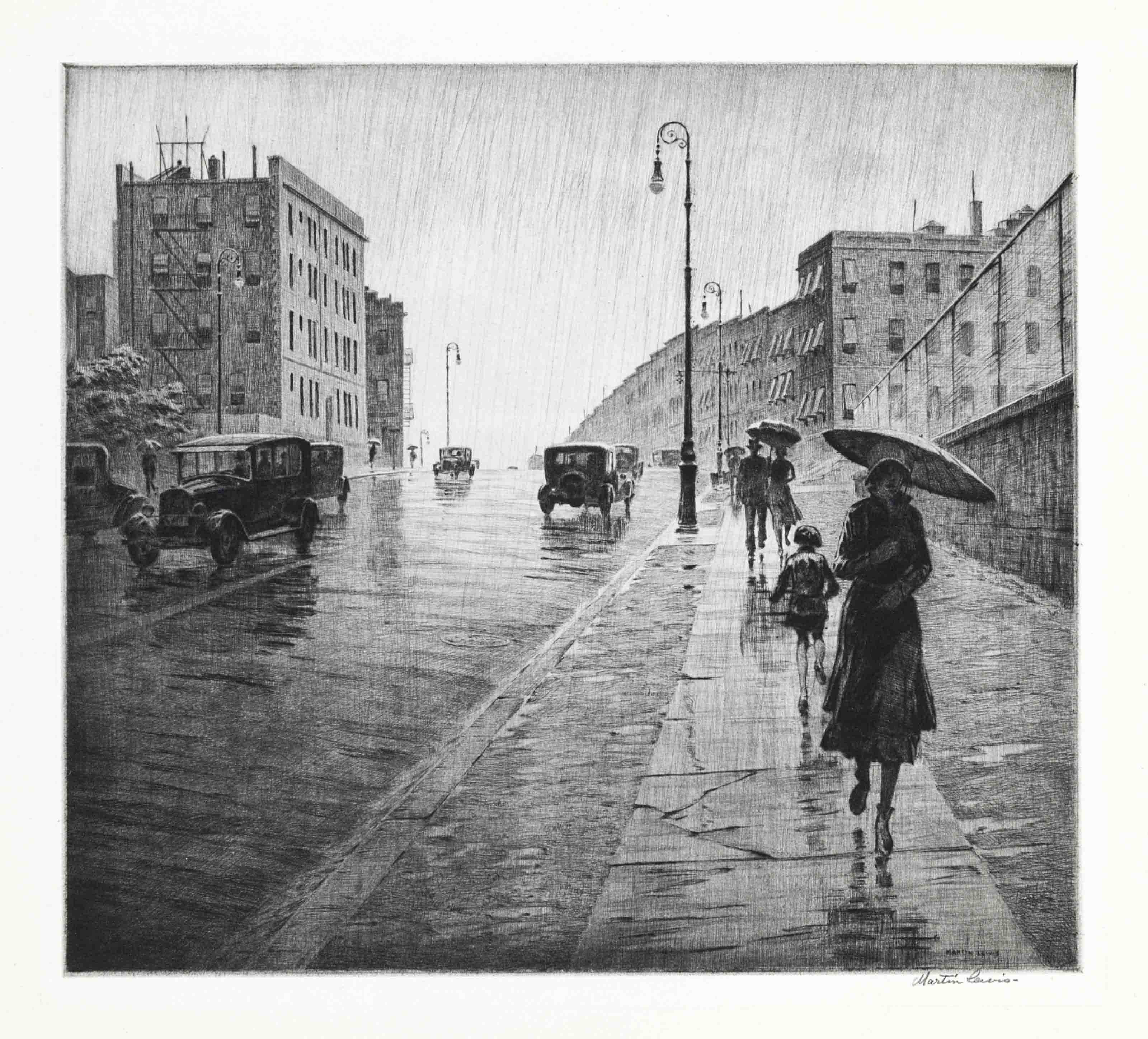 Rainy Day, Queens (M. 94)