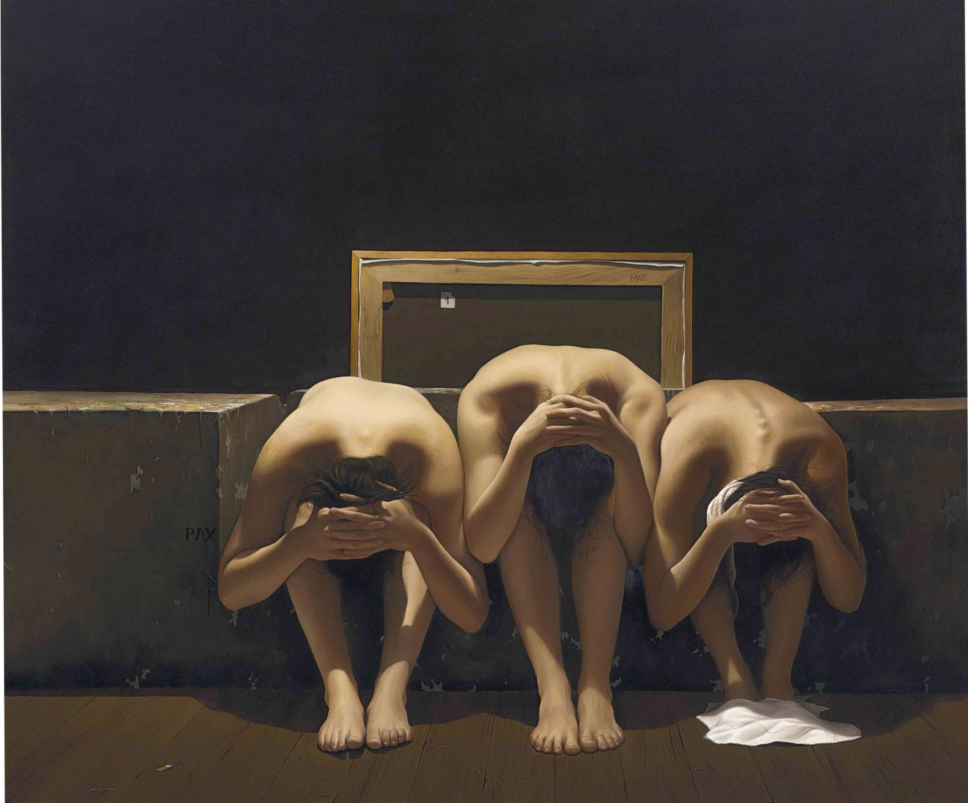 Untitled (Tres Mujeres)