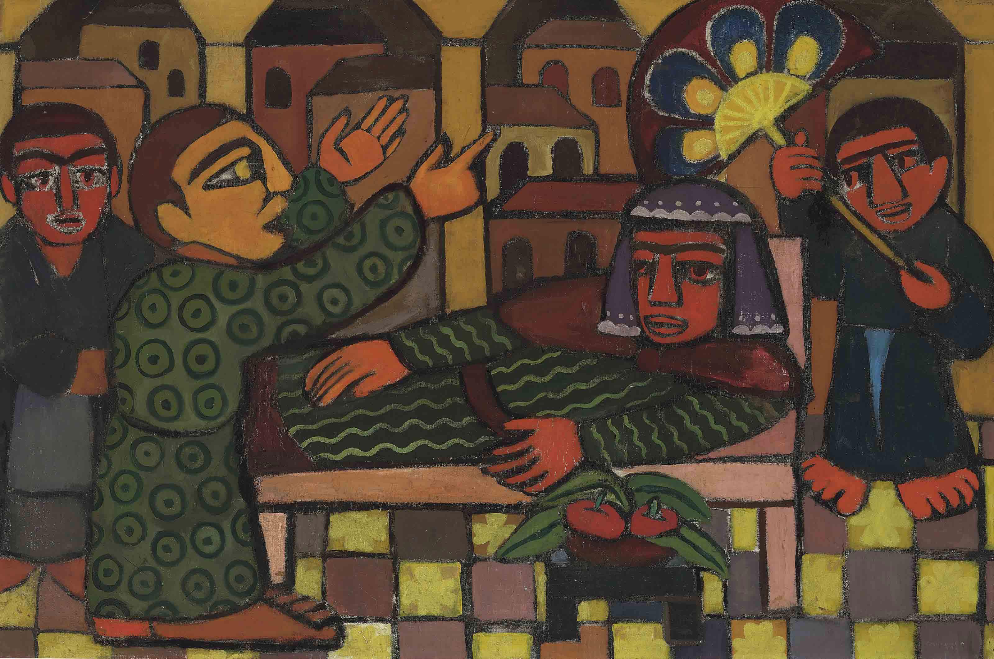 Joseph and the Pharaoh