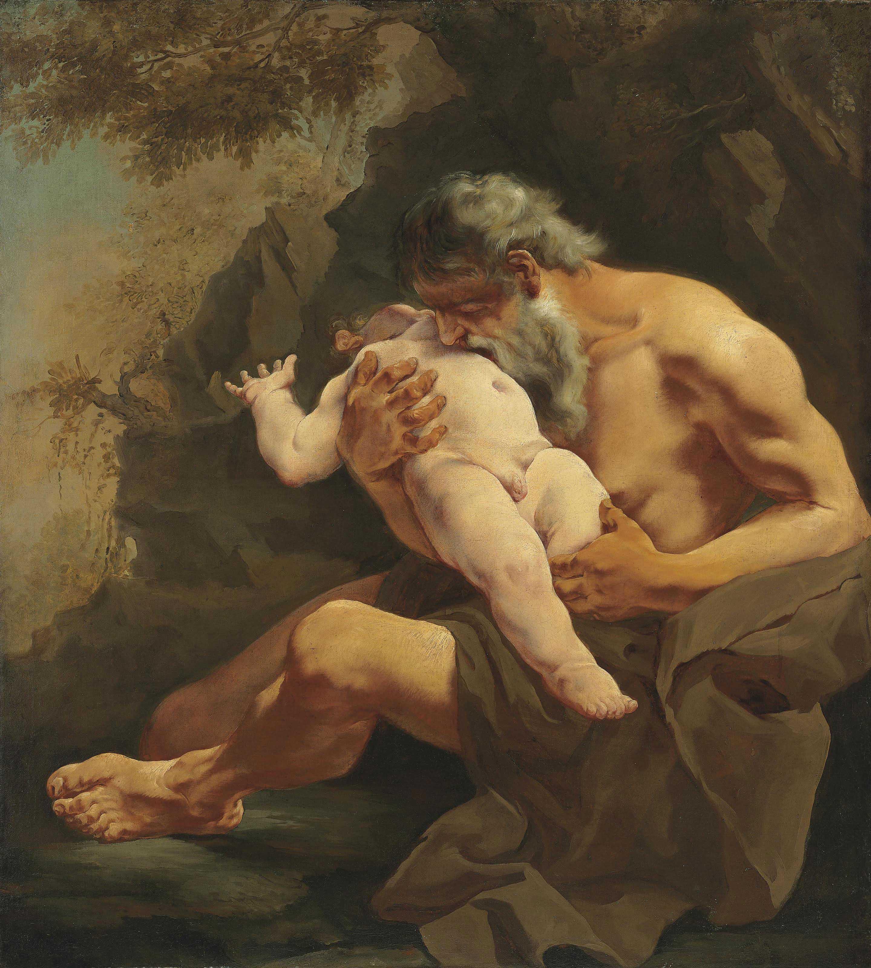 Saturn Devouring his Child