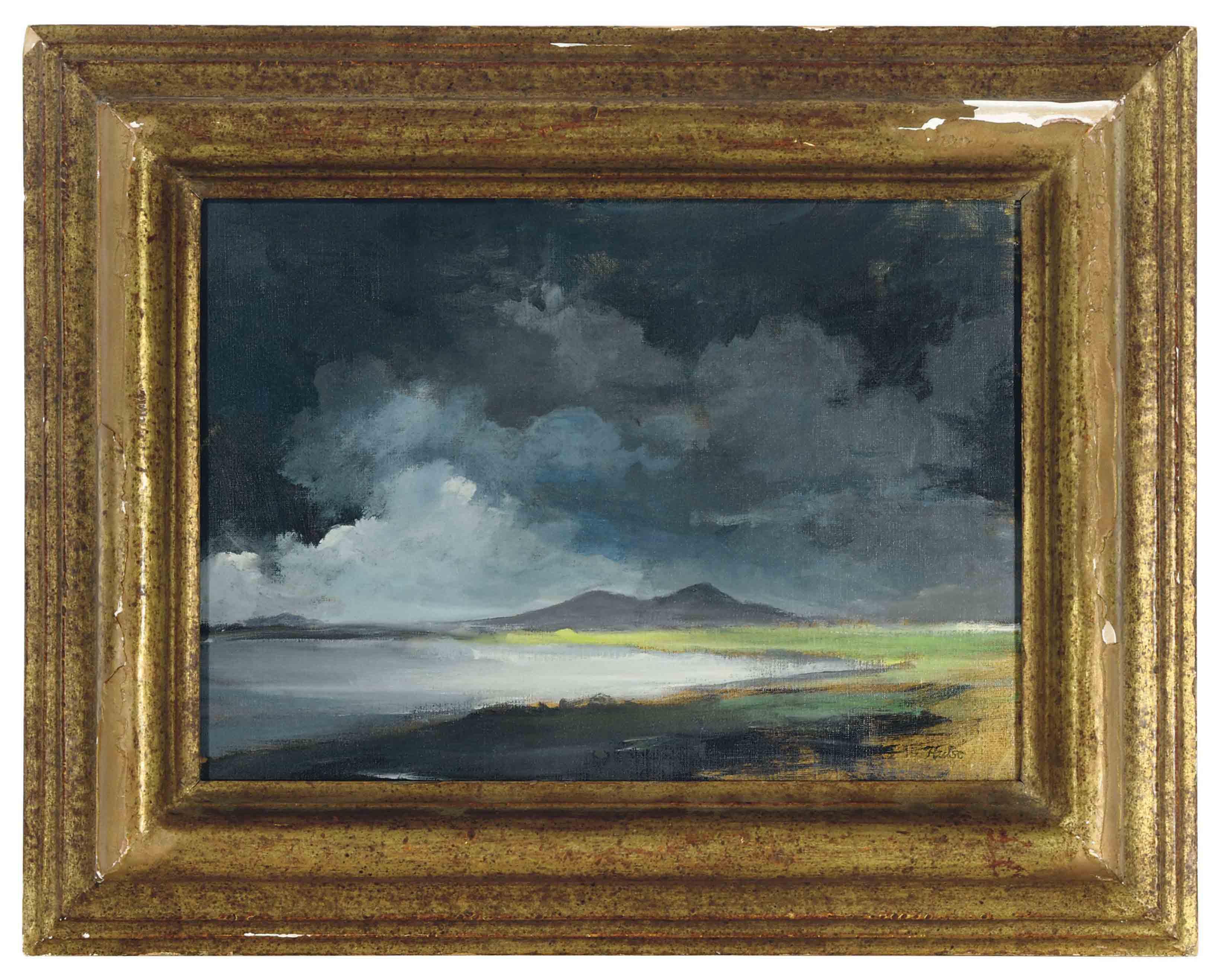Cashel Bay, Ireland