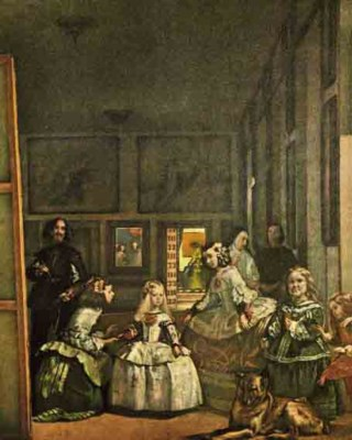 las meninas by diego valesquez essay A leading authority on the spanish master diego velázquez discusses this  enigmatic  the essays collected here, written over the course of jonathan  brown's  the centerpiece of this relationship is veláquez's masterpiece, las  meninas,.
