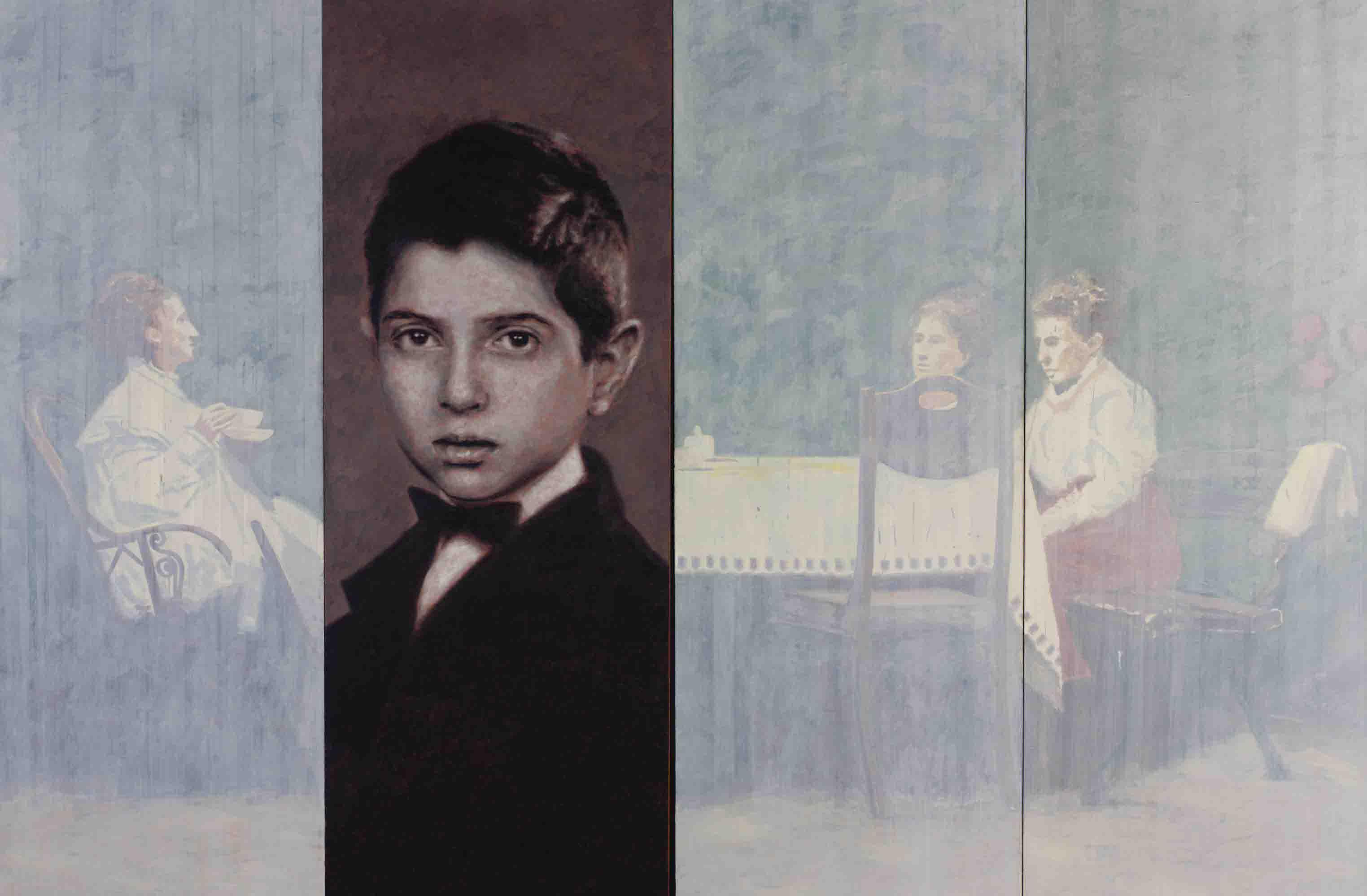 Self-Portrait as a Child