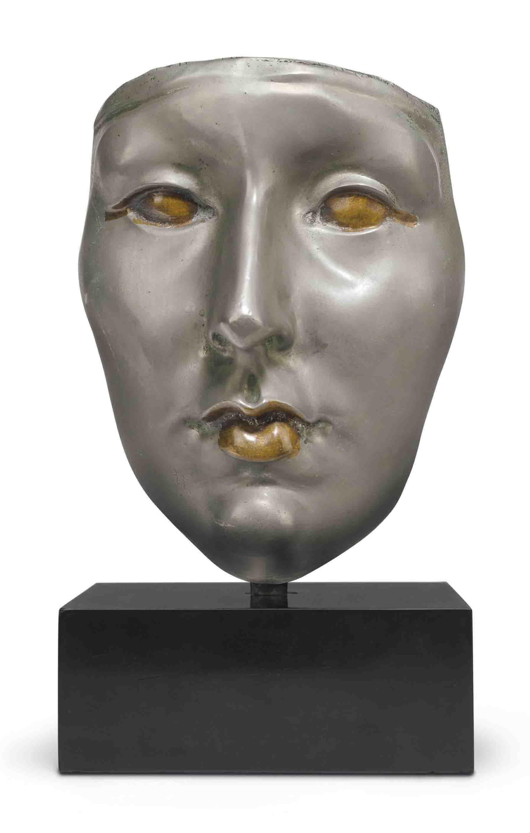 'Mask of Marie Pierce'
