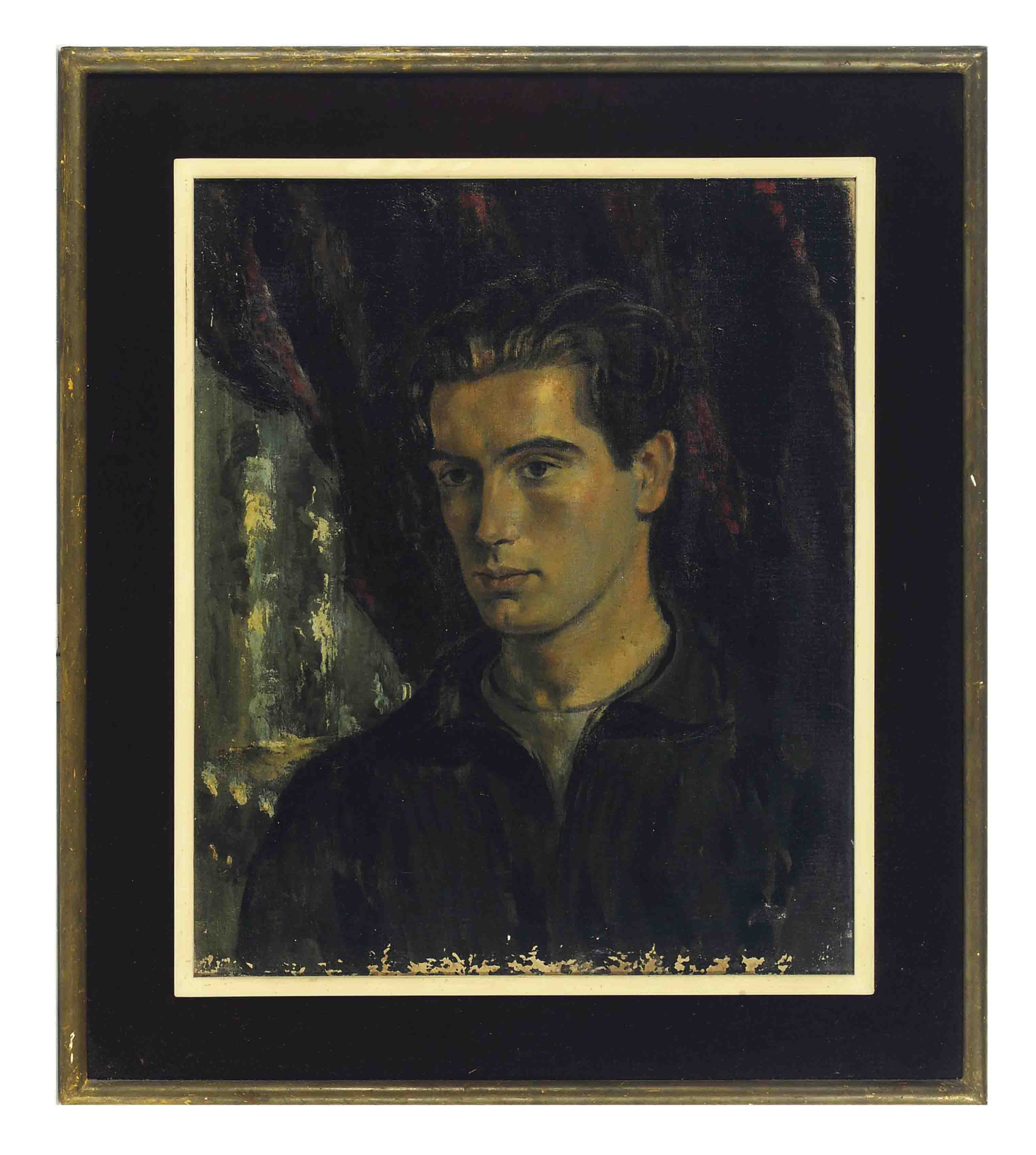 Portrait of Peter Glenville (1913-1996)