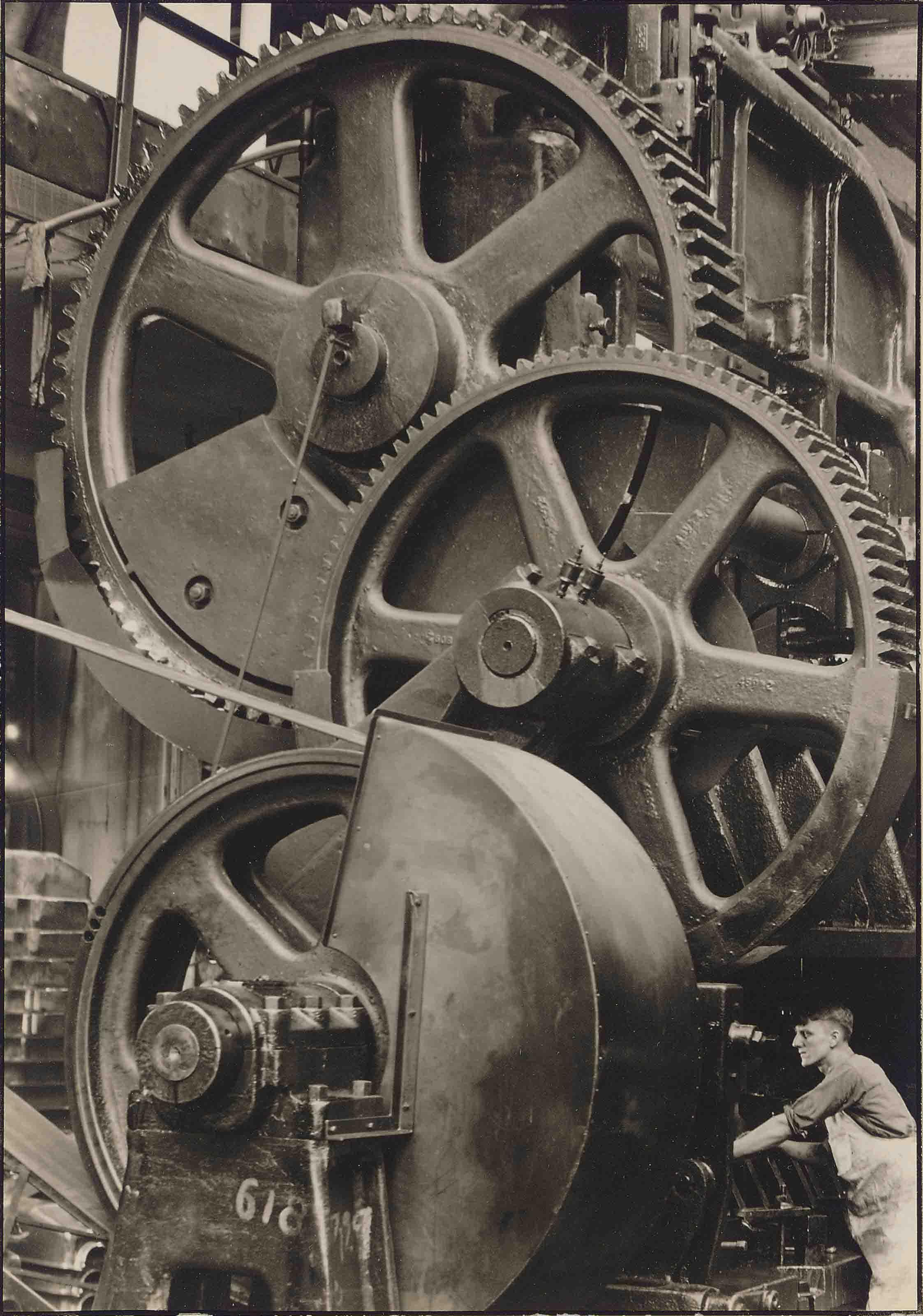 Chrysler Corporation, 1929