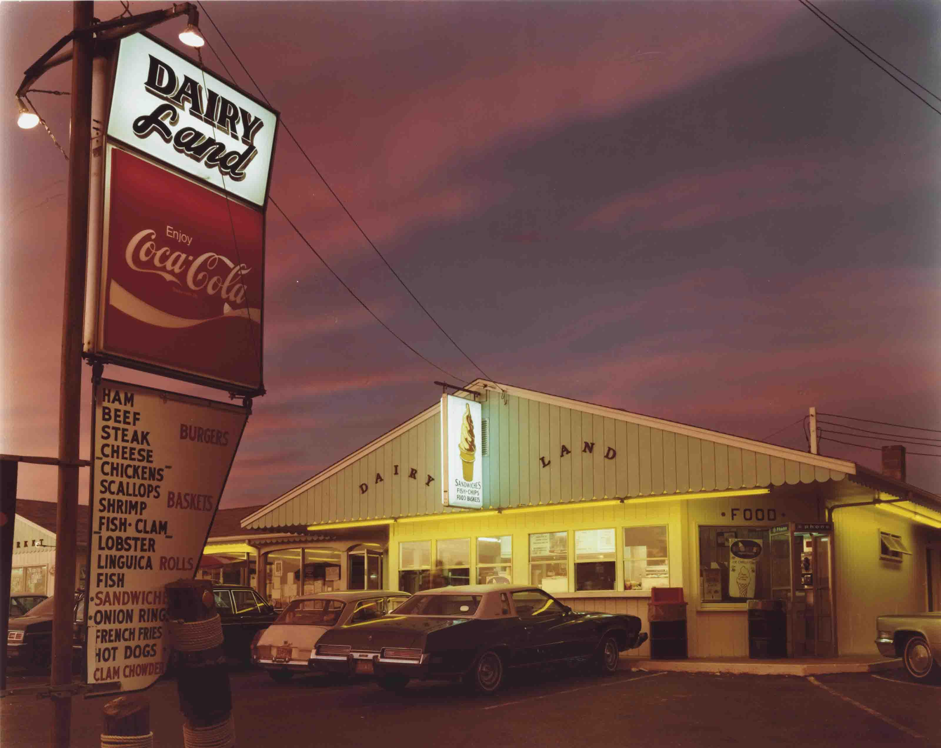 Dairyland, Provincetown, 1976