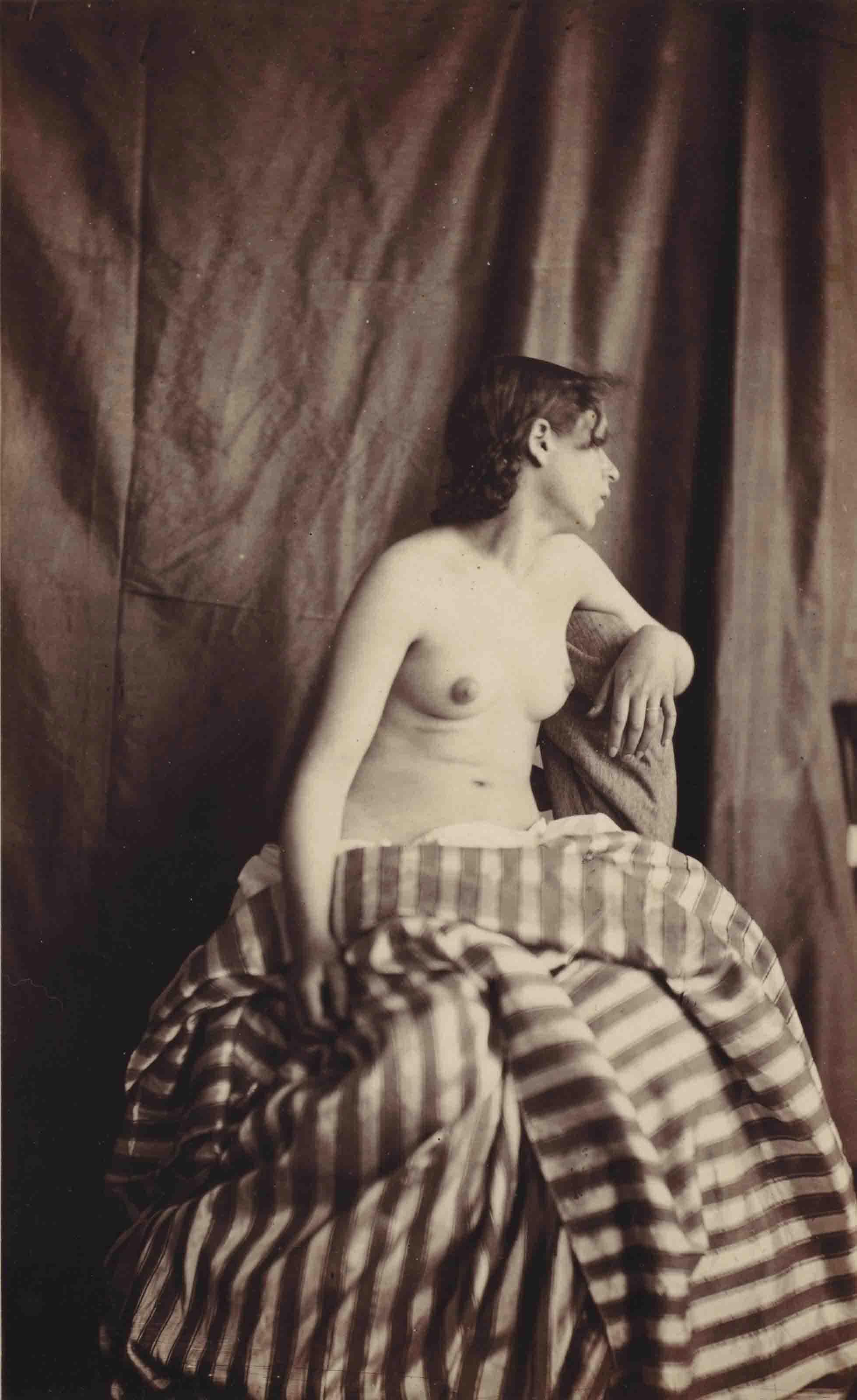 Nude, c. 1853-1854