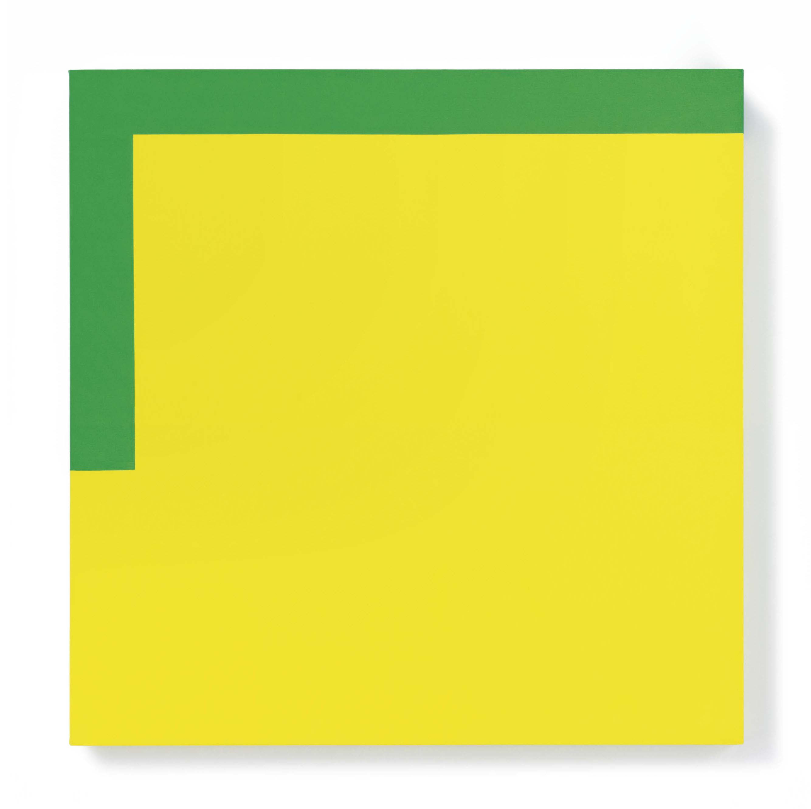 More Yellow, Less Green
