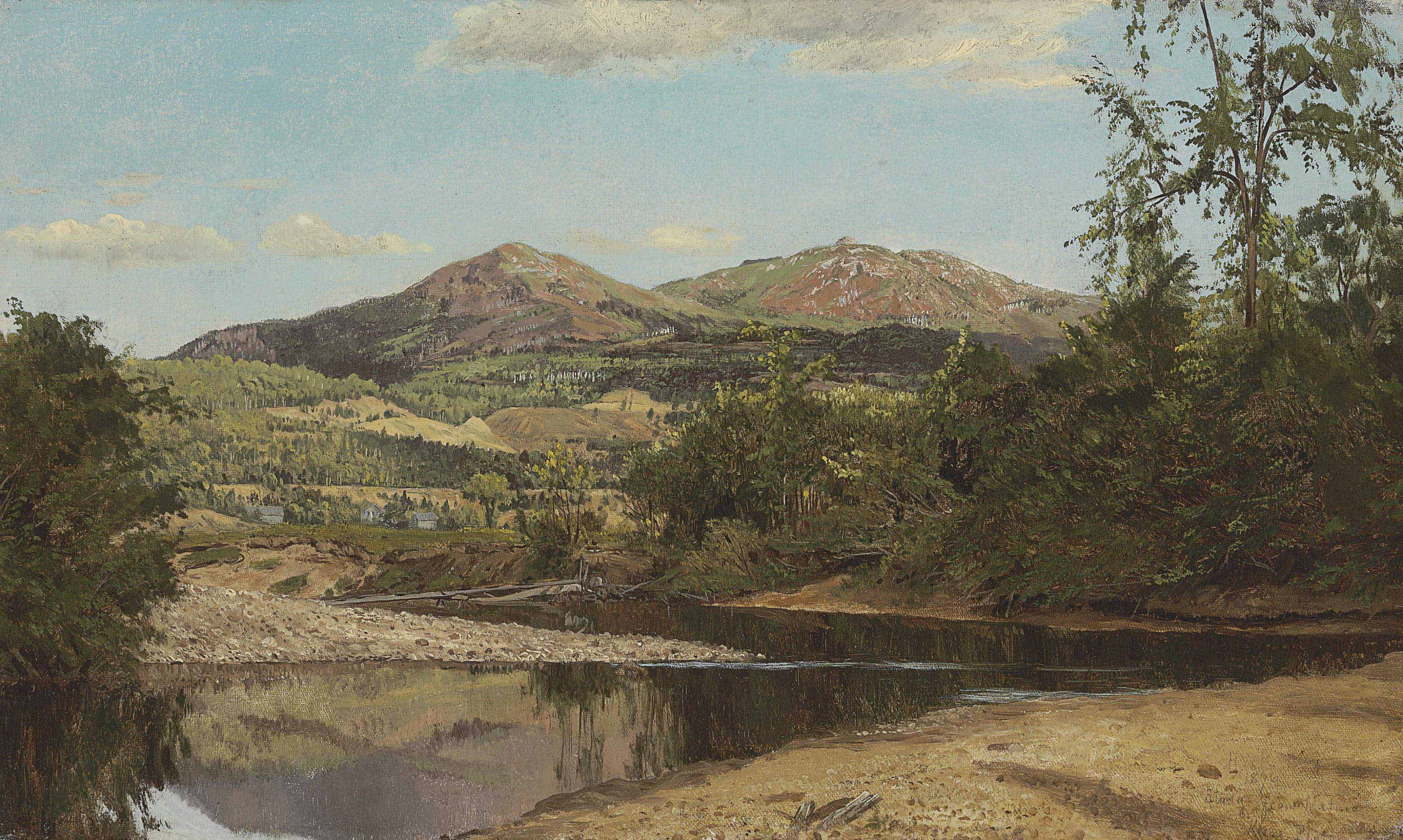 Study from Nature: Keene Flats