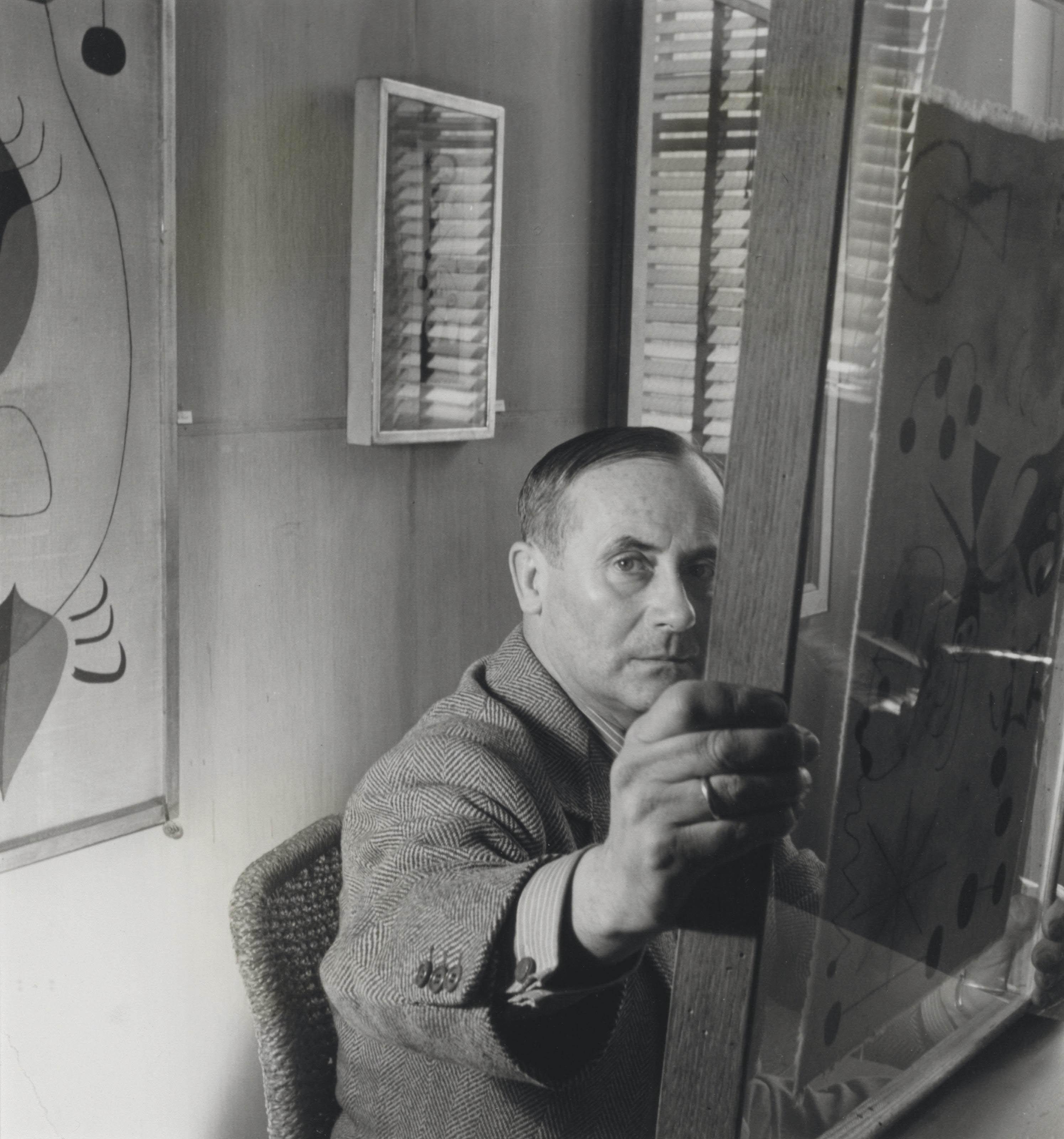 Joan Miro, 1947