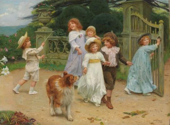 Arthur John Elsley (London 186
