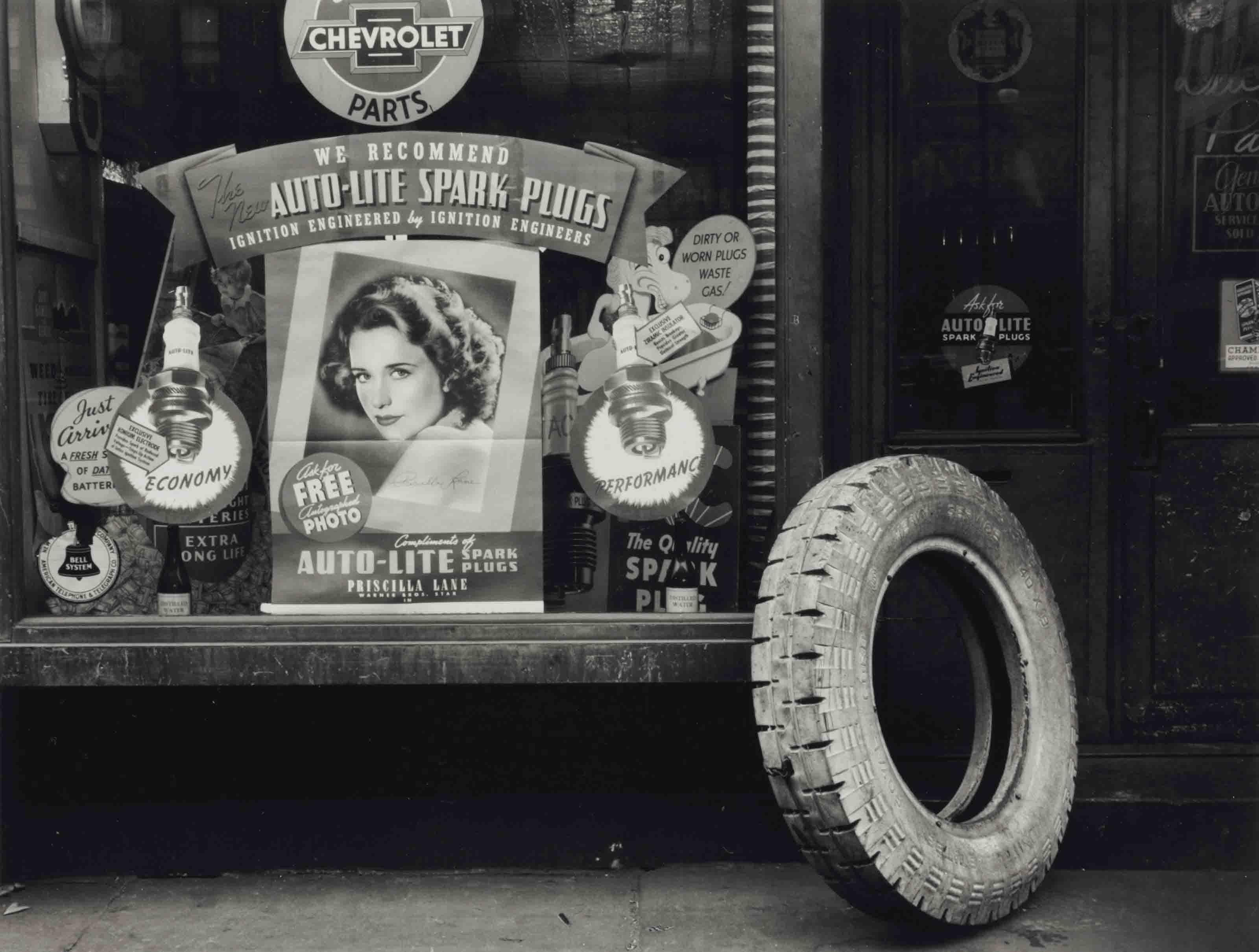 Priscilla Lane, Brooklyn, 1948
